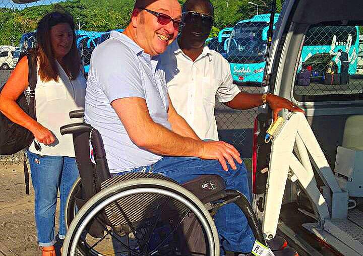 montego bay wheelchair accessible